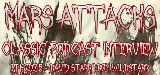 David Starr from Wildstarr