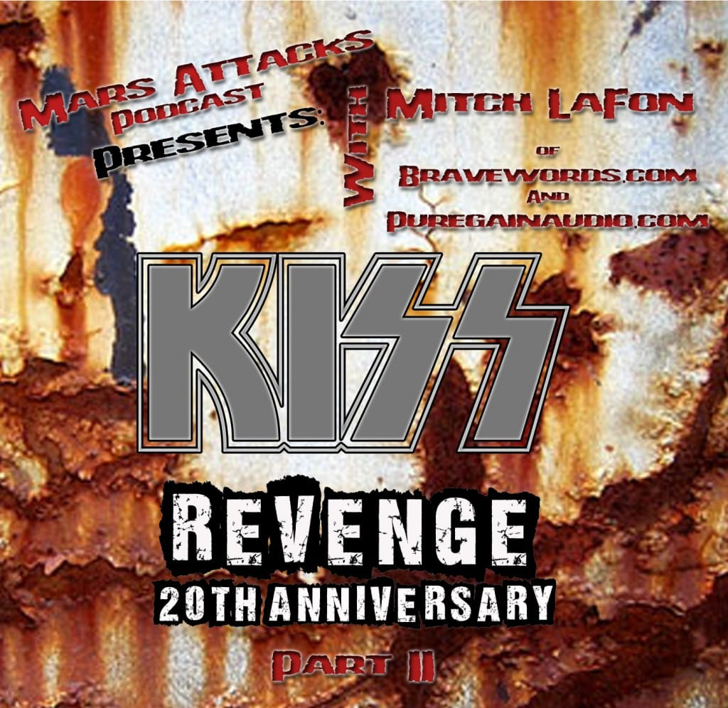 kiss revenge