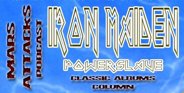 Iron Maiden Powerslave