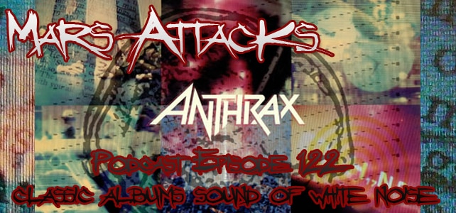 Anthrax Sound Of White Noise