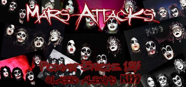 Kiss Mars Attacks Podcast