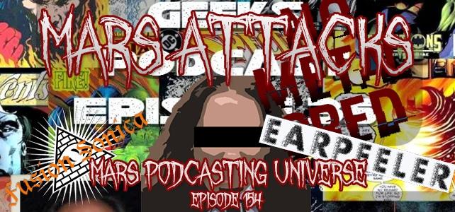 Mars Podcasting Universe
