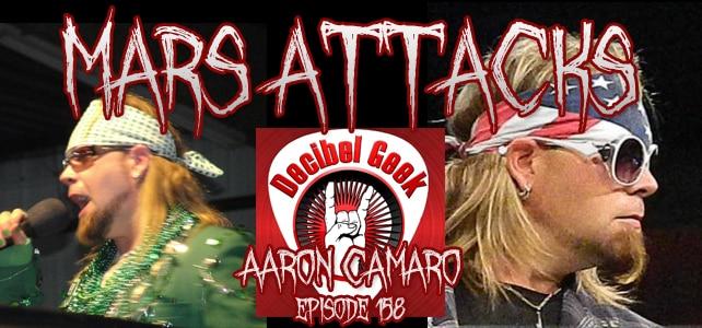 Aaron Camaro Of Decibel Geek Podcast