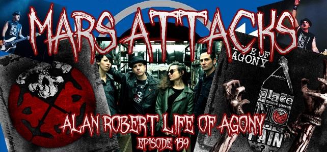 Alan Robert Of Life Of Agony