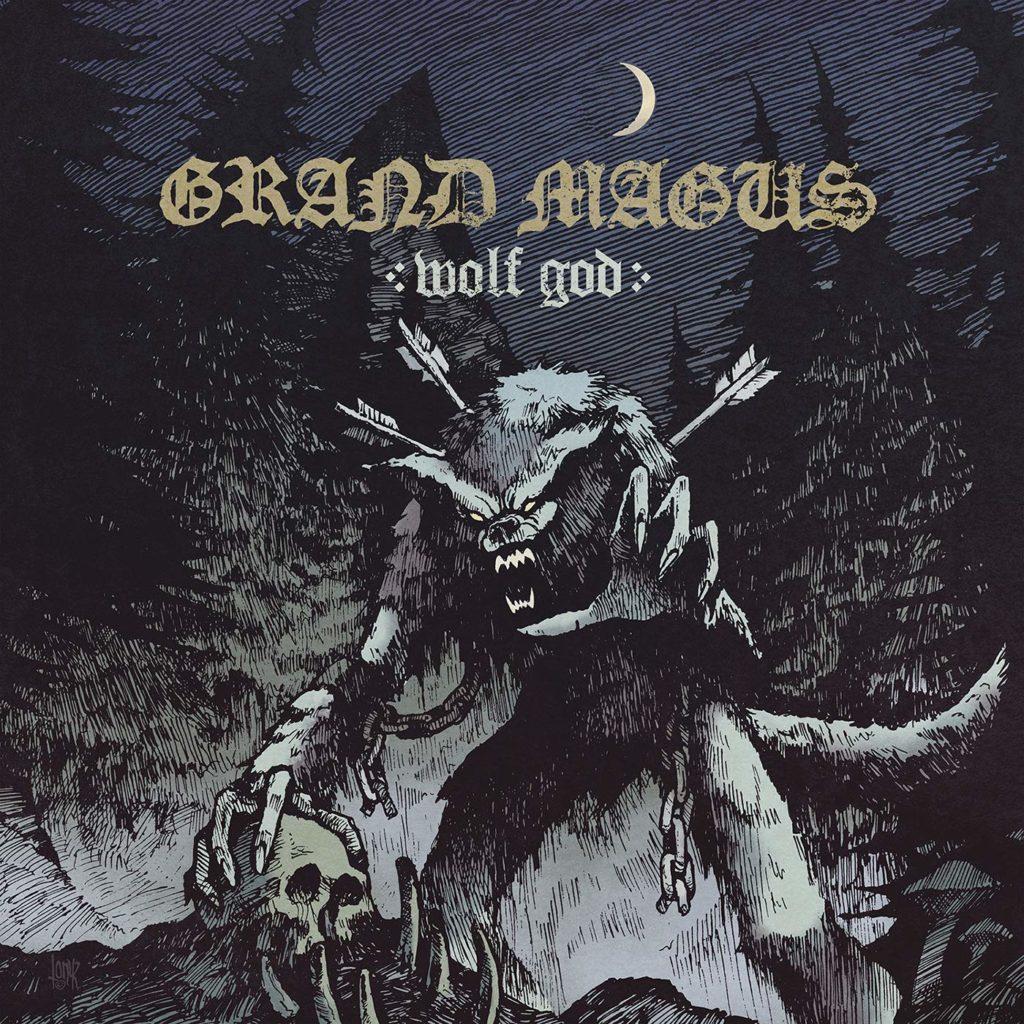 Grand Magus Wolf God
