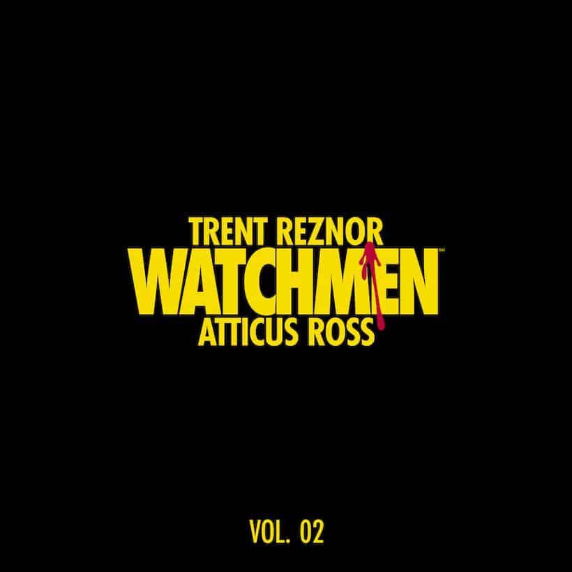 Watchmen Volume 2 Trent Reznor & Atticus Ross HBO