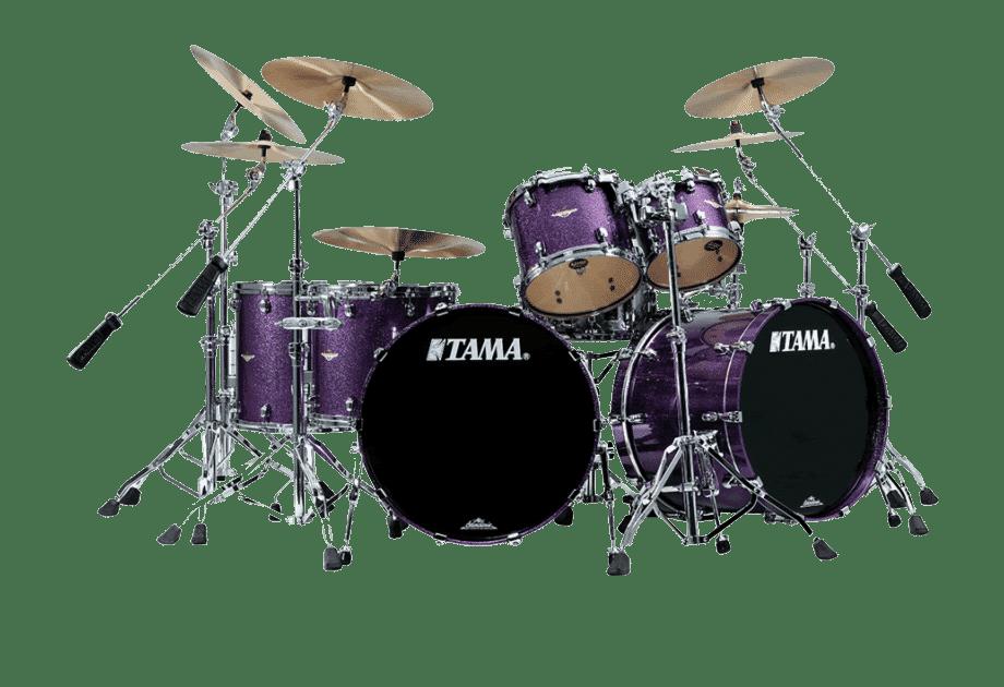 drums purple 002