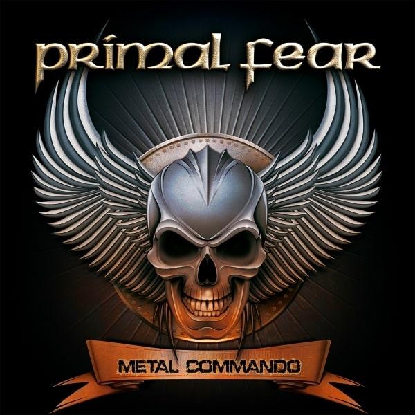 Primal Fear Metal Commando